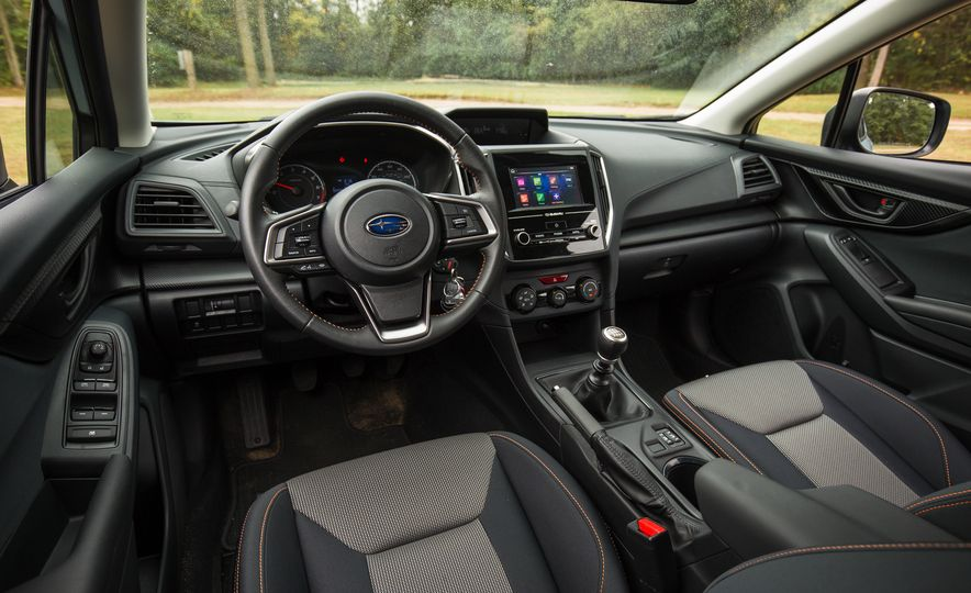 2018 Subaru Crosstrek - Slide 140