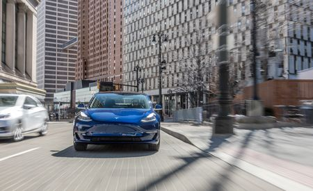2018 Tesla Model 3 Long Range – Instrumented Test