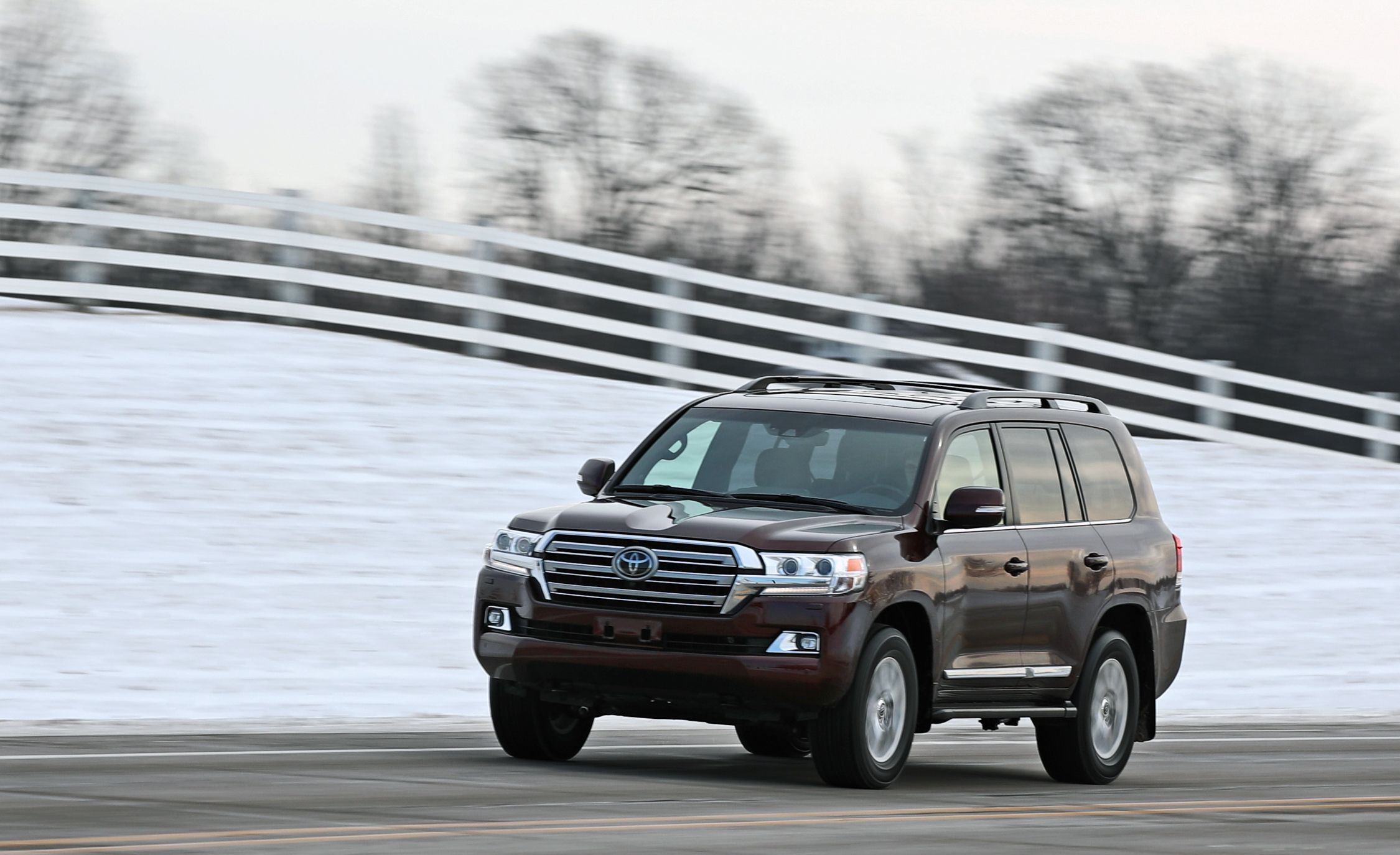 2019 Toyota Land Cruiser Reviews | Toyota Land Cruiser Price, Photos, and  Specs | Car and Driver