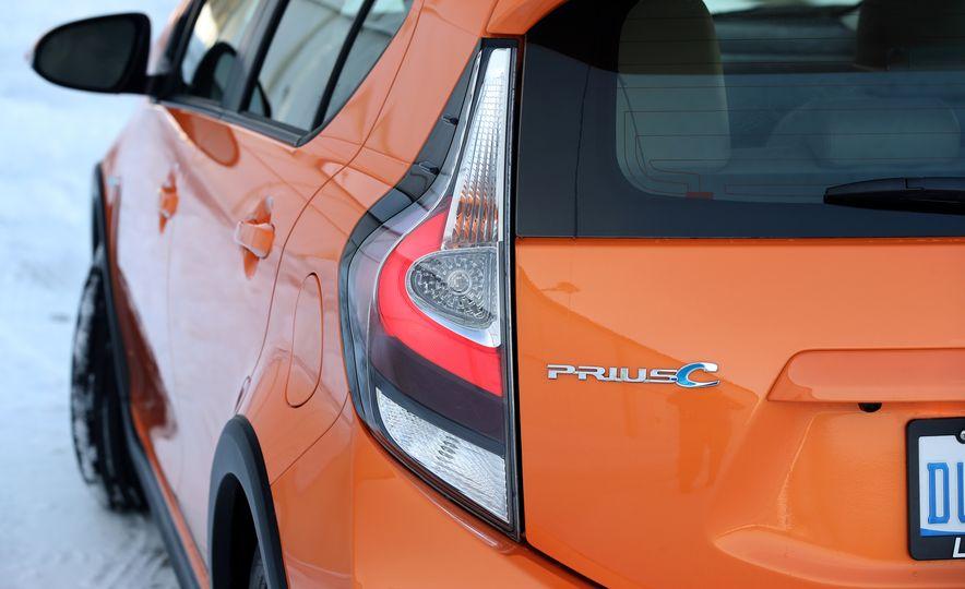 2018 Toyota Prius C - Slide 29