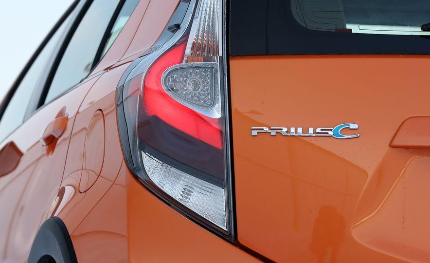 2018 Toyota Prius C - Slide 31