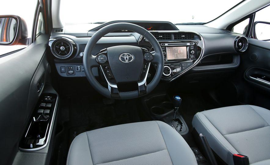 2018 Toyota Prius C - Slide 35