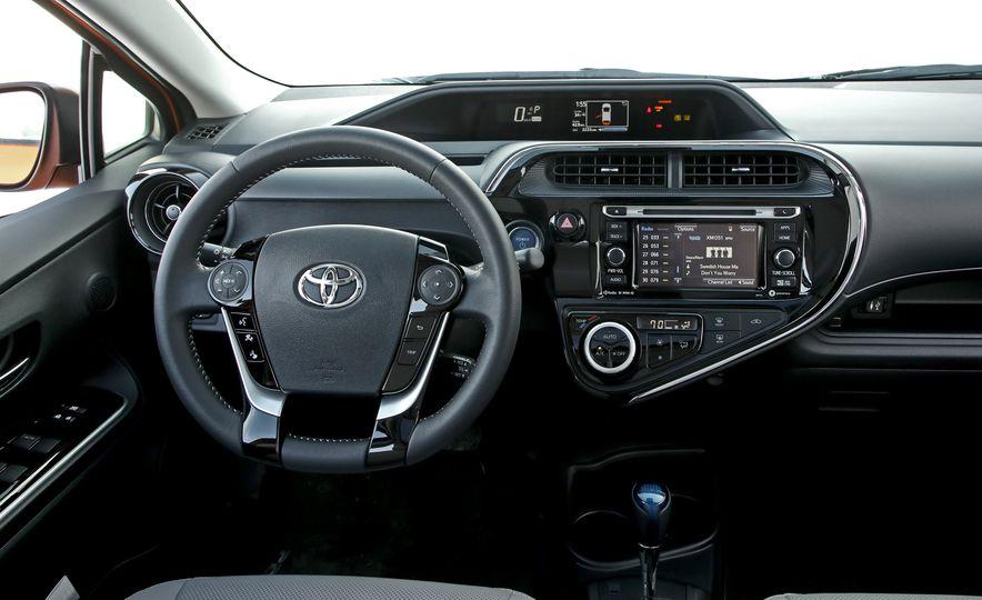 2018 Toyota Prius C - Slide 39