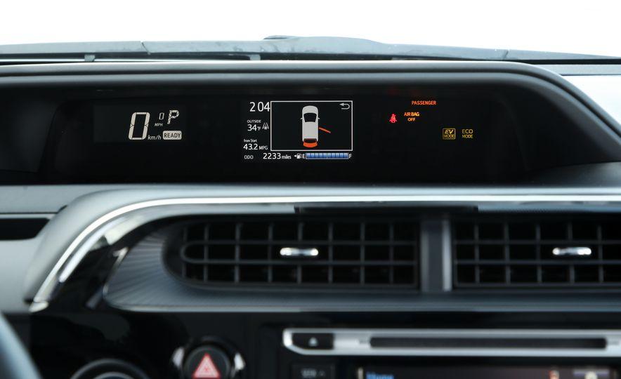 2018 Toyota Prius C - Slide 44