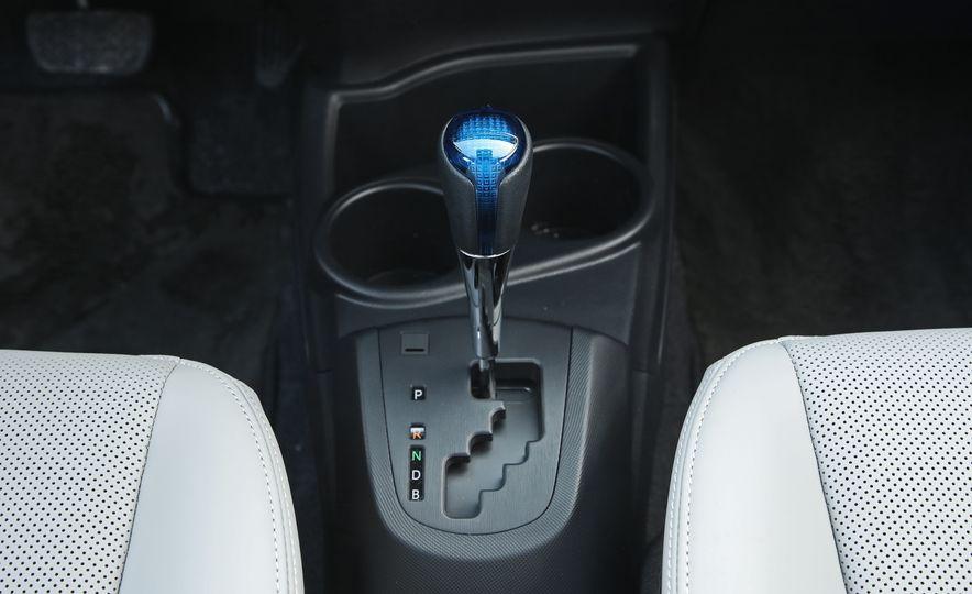 2018 Toyota Prius C - Slide 49
