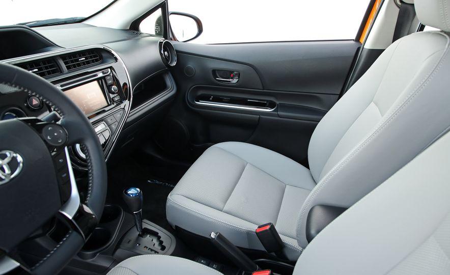 2018 Toyota Prius C - Slide 52