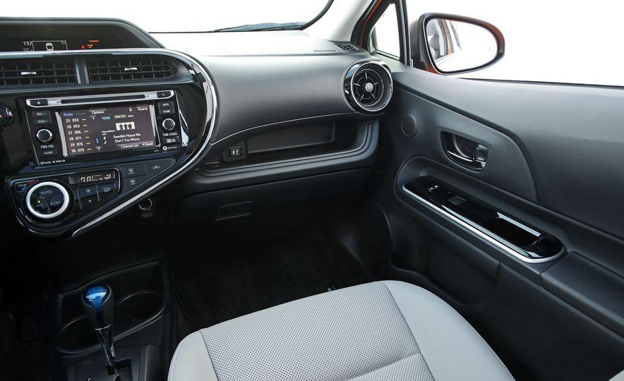 2018 Toyota Prius C - Slide 53