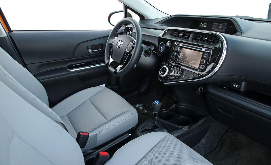 2018 Toyota Prius C - Slide 54