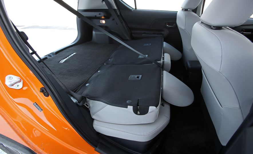 2018 Toyota Prius C - Slide 64