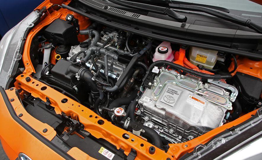 2018 Toyota Prius C - Slide 68