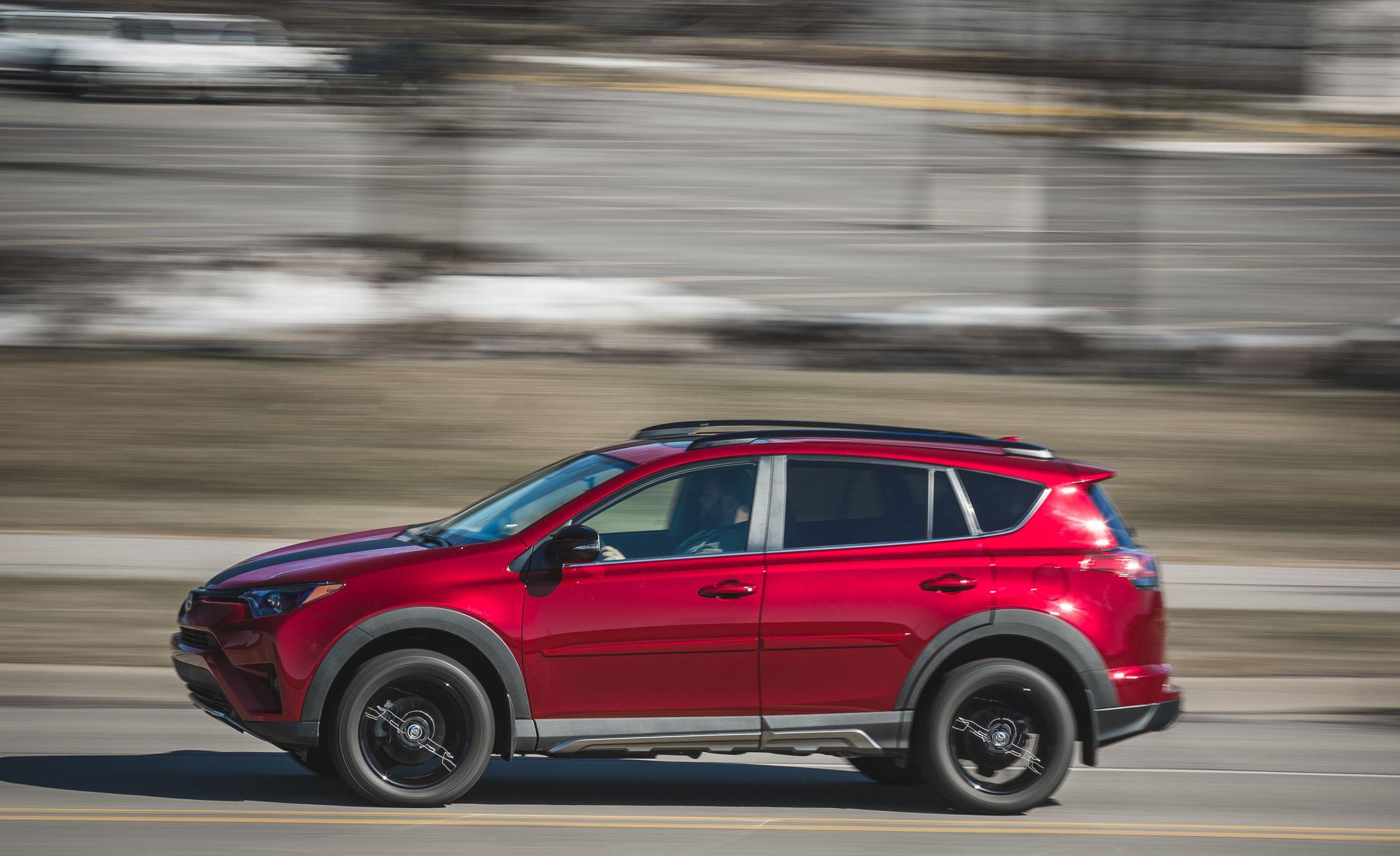 Toyota RAV4 Reviews | Toyota RAV4 Price, Photos, And Specs | Car And Driver