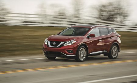 2018 Nissan Murano – In-Depth Review