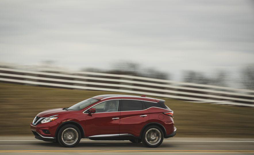 2018 Nissan Murano Platinum - Slide 4