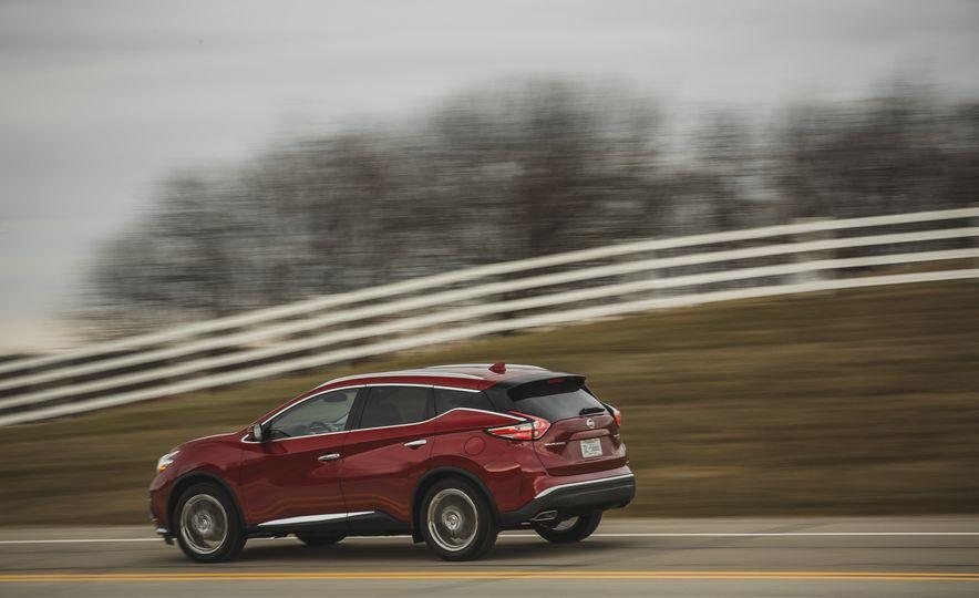 2018 Nissan Murano Platinum - Slide 6