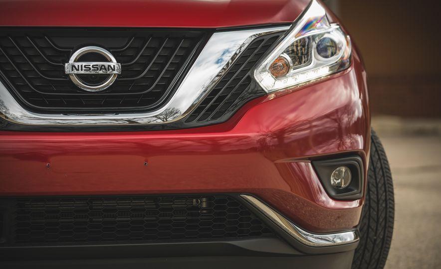 2018 Nissan Murano Platinum - Slide 20