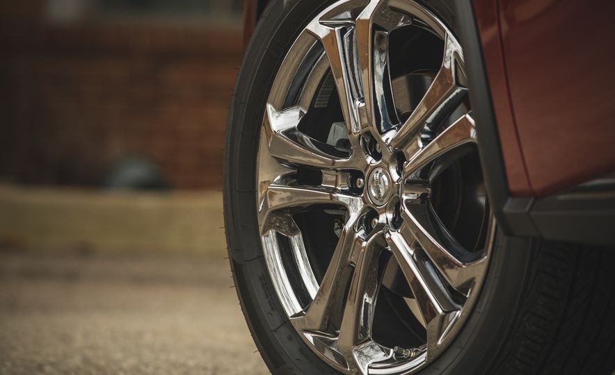 2018 Nissan Murano Platinum - Slide 22