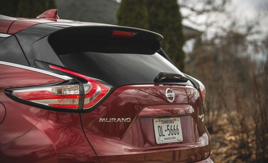 2018 Nissan Murano Platinum - Slide 23