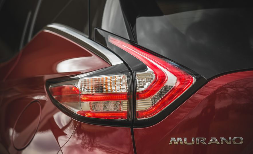 2018 Nissan Murano Platinum - Slide 24