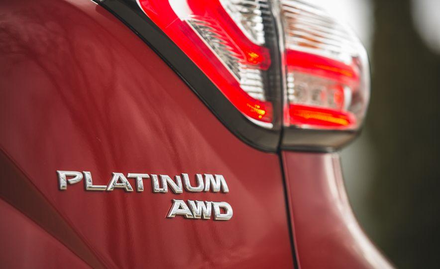 2018 Nissan Murano Platinum - Slide 25