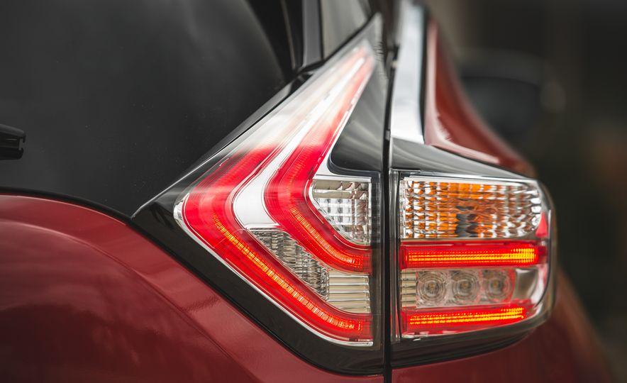 2018 Nissan Murano Platinum - Slide 26