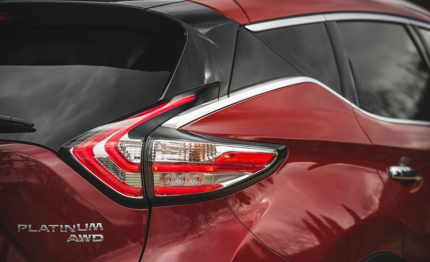2018 Nissan Murano Platinum - Slide 27