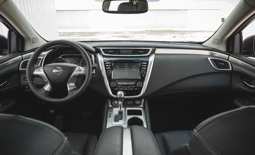 2018 Nissan Murano Platinum - Slide 29