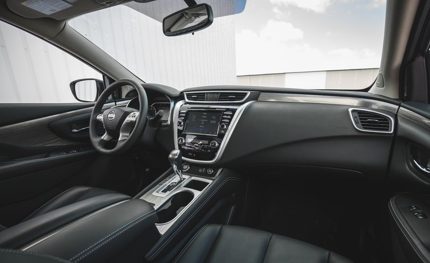 2018 Nissan Murano Platinum - Slide 30