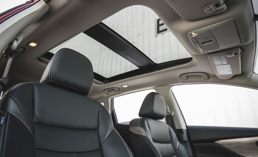 2018 Nissan Murano Platinum - Slide 32