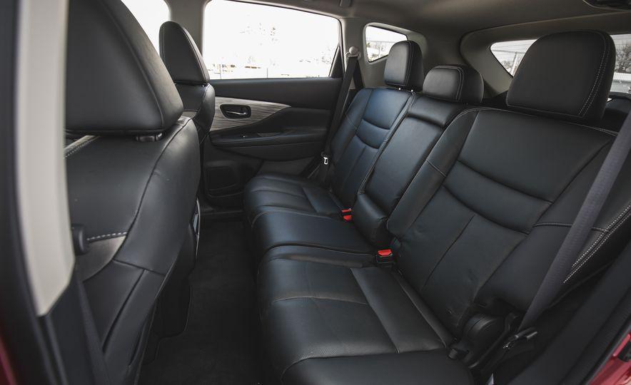2018 Nissan Murano Platinum - Slide 36