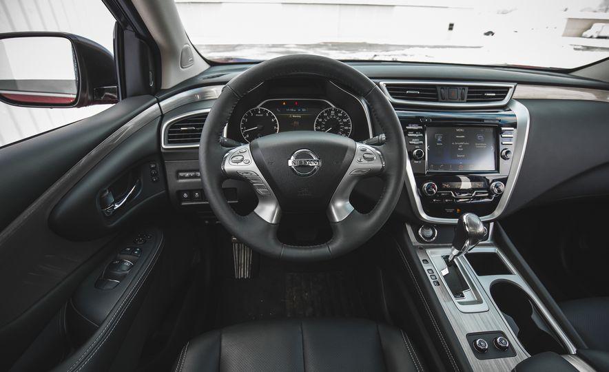 2018 Nissan Murano Platinum - Slide 38