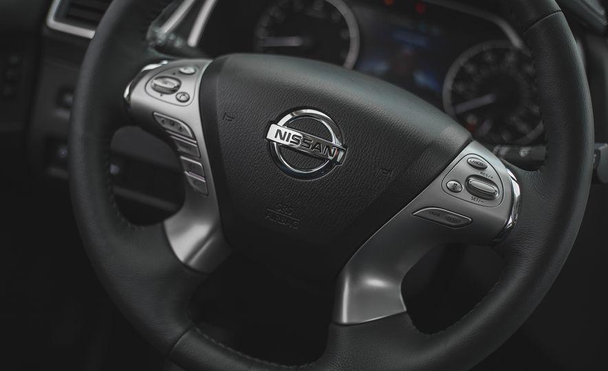 2018 Nissan Murano Platinum - Slide 39