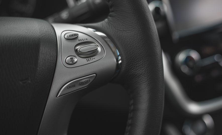 2018 Nissan Murano Platinum - Slide 42