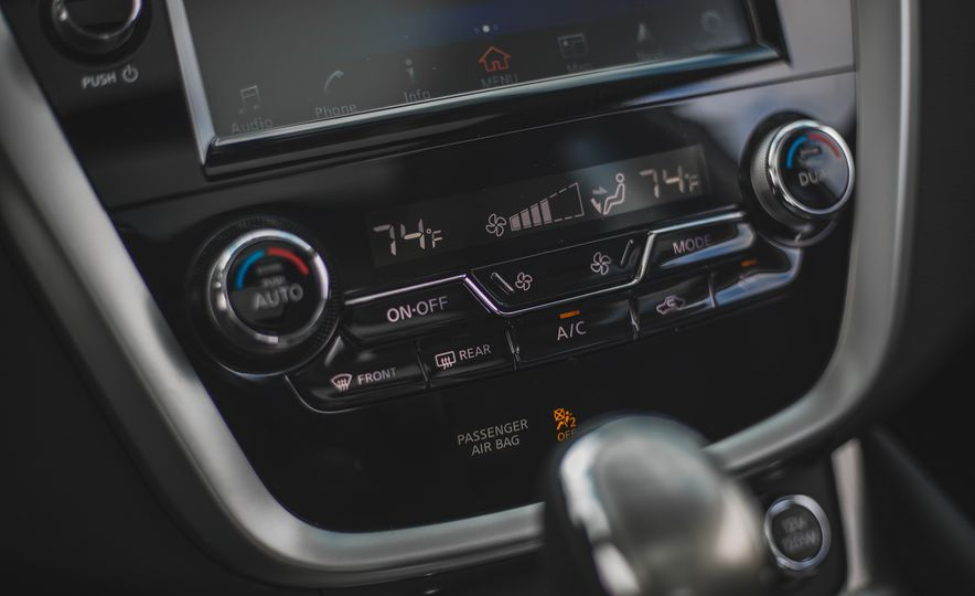 2018 Nissan Murano Platinum - Slide 49