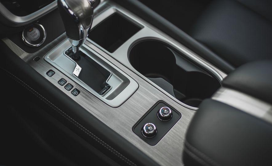2018 Nissan Murano Platinum - Slide 53
