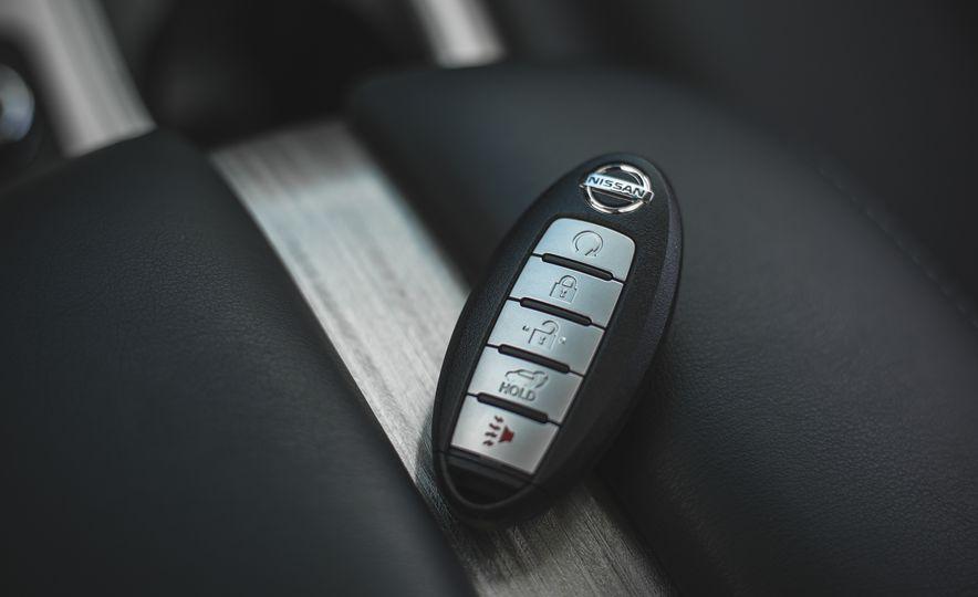 2018 Nissan Murano Platinum - Slide 55
