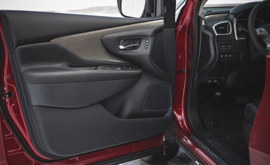 2018 Nissan Murano Platinum - Slide 57