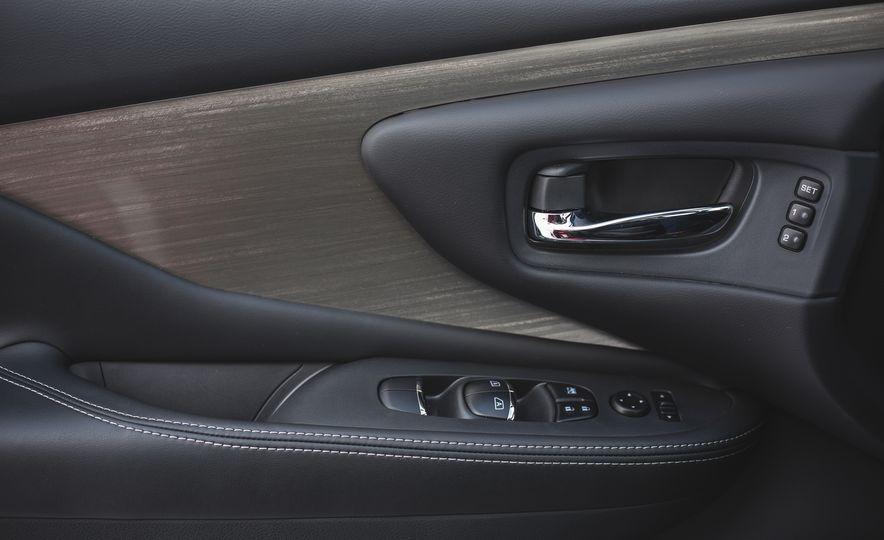 2018 Nissan Murano Platinum - Slide 58
