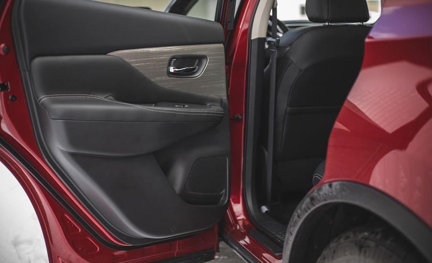 2018 Nissan Murano Platinum - Slide 60