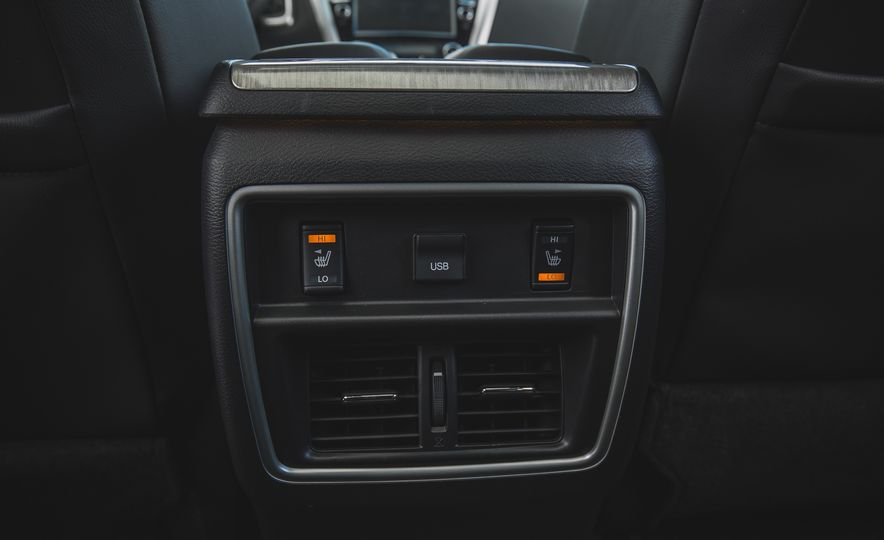 2018 Nissan Murano Platinum - Slide 61