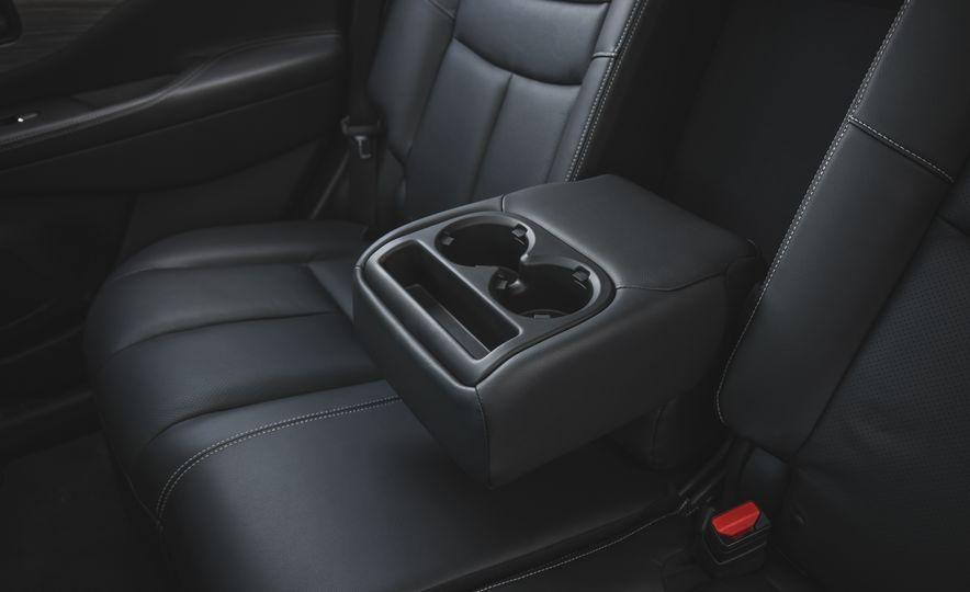 2018 Nissan Murano Platinum - Slide 62