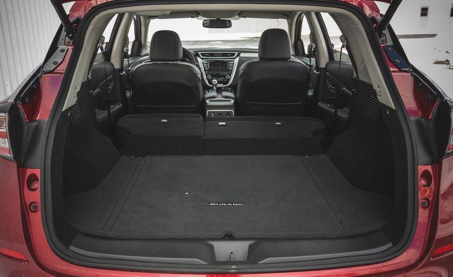 2018 Nissan Murano Platinum - Slide 65