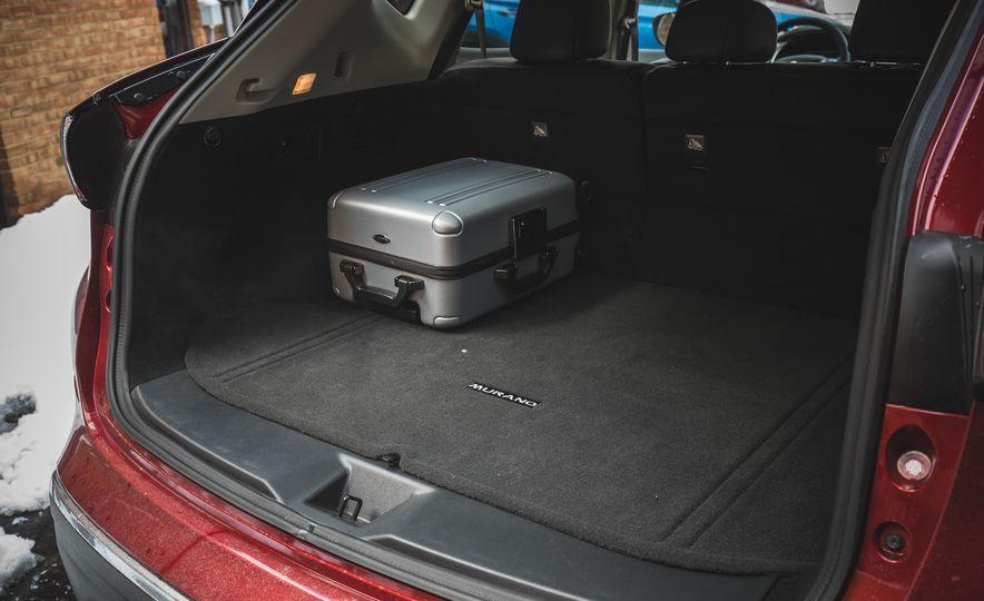 2018 Nissan Murano Platinum - Slide 68