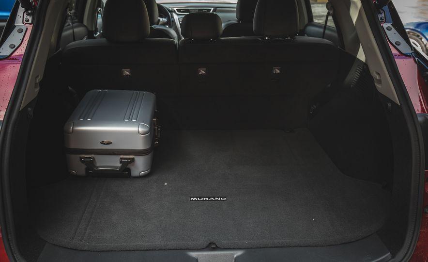 2018 Nissan Murano Platinum - Slide 69
