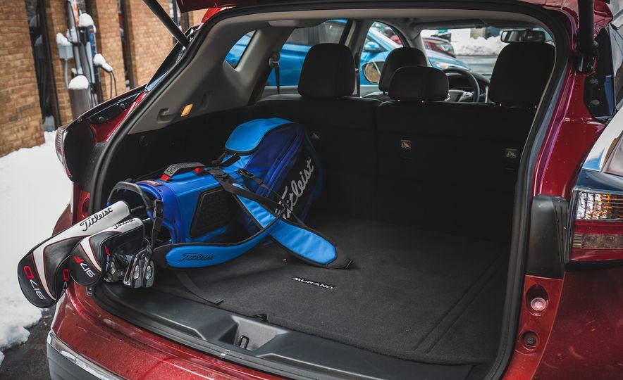 2018 Nissan Murano Platinum - Slide 71