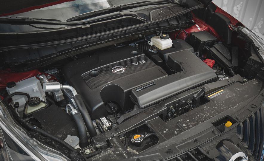 2018 Nissan Murano Platinum - Slide 72