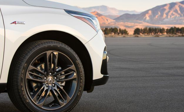 Here's a Look at the 2019 Acura RDX A-Spec in Production Form