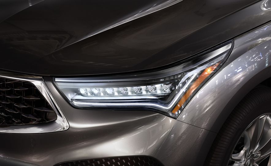 2019 Acura RDX - Slide 38