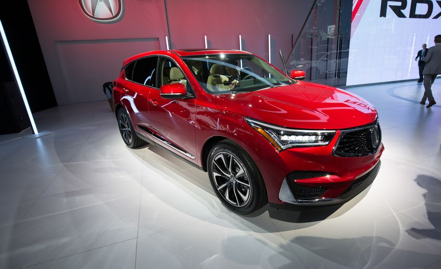 2019 Acura RDX - Slide 5