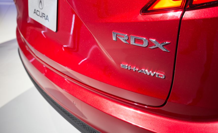 2019 Acura RDX - Slide 11