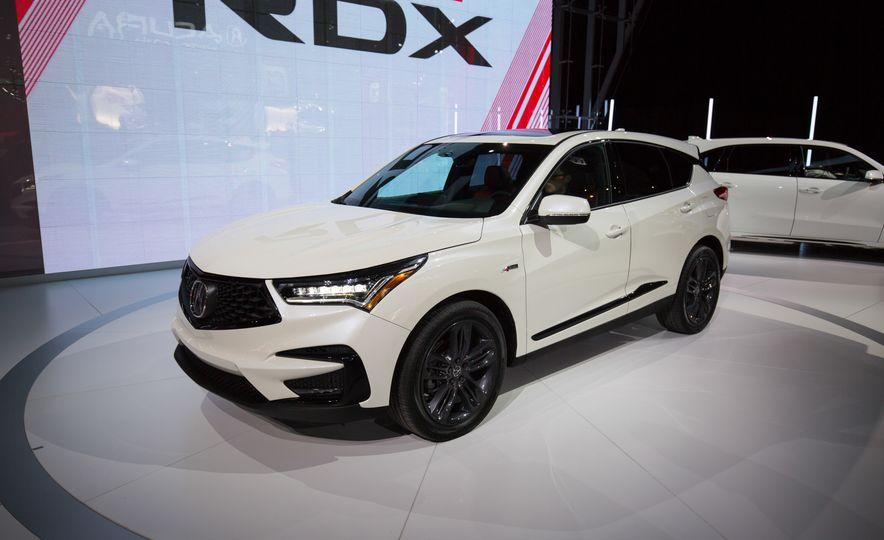 2019 Acura RDX - Slide 21